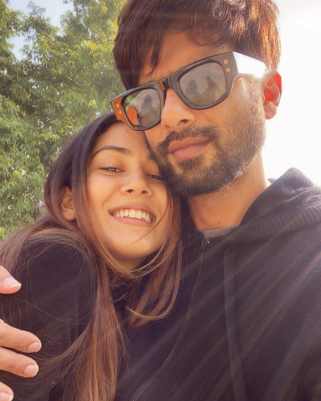 mira kapoor and sahid kapoor from goa
