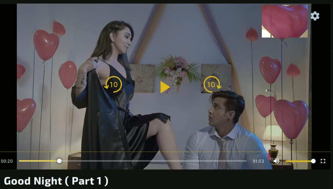 watch good night ullu web series part 1 all episode