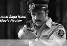 mumbai saga full movie review
